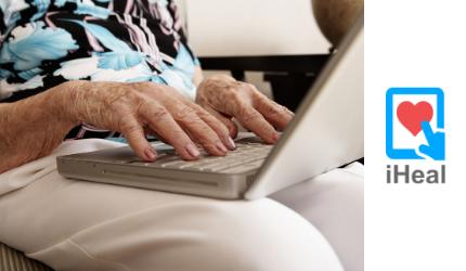 Xρήση των νέων τεχνολογιών για άτομα Τρίτης Ηλικίας: H νέα ηλεκτρονική εκπαιδευτική πλατφόρμα του ευρωπαϊκού προγράμματος iHeal για καλύτερη πρόσβαση σε πληροφορίες και υπηρεσίες υγείας