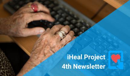 Το τέταρτο Newsletter του προγράμματος iHeal