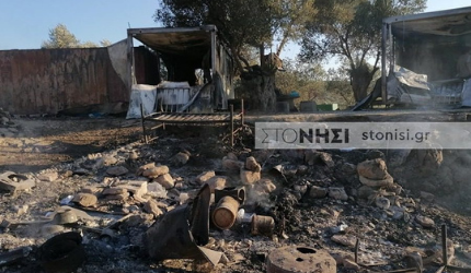 About the humanitarian crisis in Lesvos