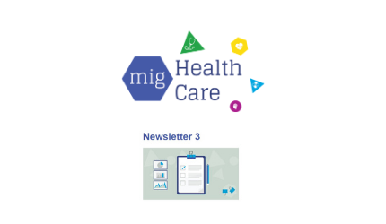 Mig-HealthCare – Newsletter Issue 3