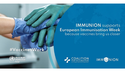 IMMUNION: Promoting vaccination uptake across the EU