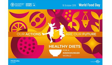 Υγιεινή διατροφή για όλους: Το Ινστιτούτο Prolepsis για την Παγκόσμια Ημέρα Διατροφής
