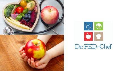 The Dr.PED-Chef project - promotion of healthy nutrition in childhood and adolescence – A novel combination of culinary and applied nutritional education with the participation of pediatric primary he