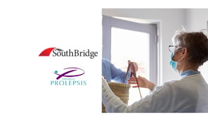 Δίπλα σε ευάλωτες ομάδες που πλήττονται περισσότερο από τον COVID-19: Η SouthBridge Europe Mezzanine ενισχύει την προσπάθεια του Ινστιτούτου Prolepsis