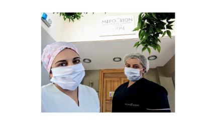 Η Toi&moi κατασκευάζει και προσφέρει 2.000 υφασμάτινες μάσκες για άτομα Τρίτης Ηλικίας σε συνεργασία με το Ινστιτούτο Prolepsis