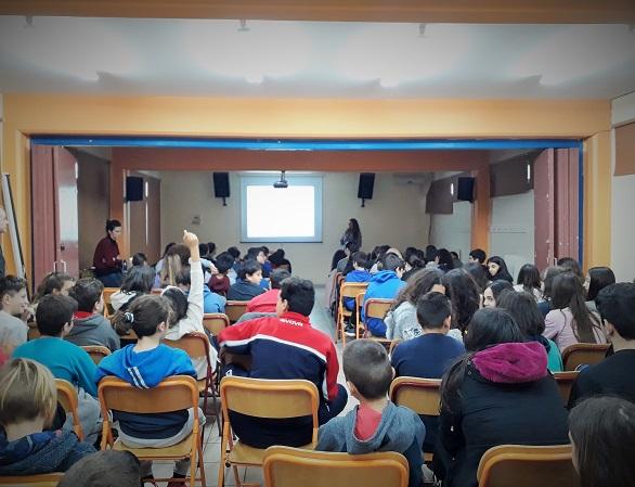 Ενημέρωση 150.000 μαθητών από το Ινστιτούτο Prolepsis